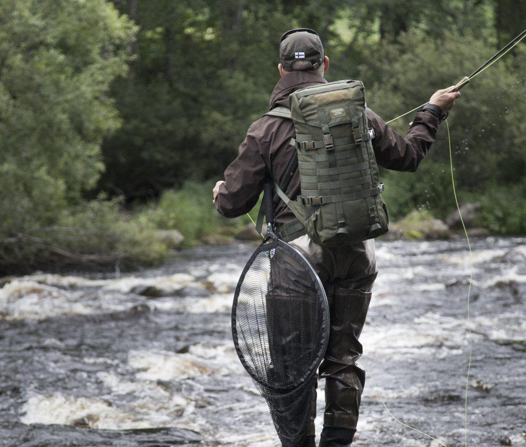 Savotta Jääkäri M pêche
