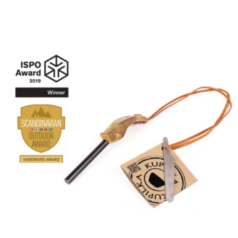 Kupilka Firesteel 8 - ISPO award
