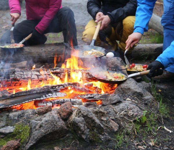FinnRover Poêle à frire Kyyrö