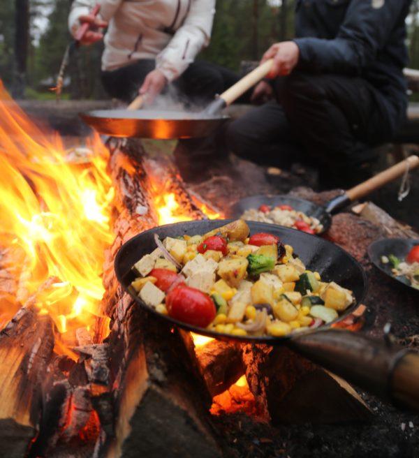 Poêle à frire Kyyrö