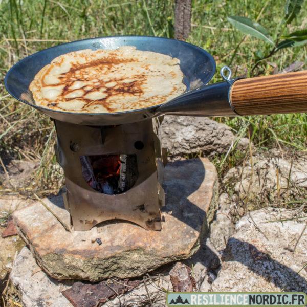Poêle à frire Kyyrö - Happy stove - Crêpe