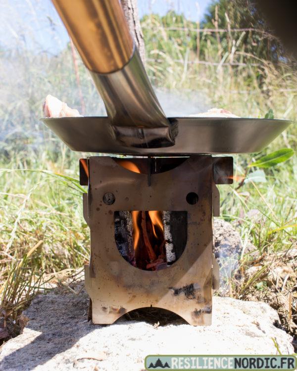 Happy Stove Savotta - Poêle à frire Kyyrö - Echines 2