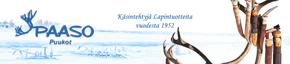 Paaso-Puukot Logo banner