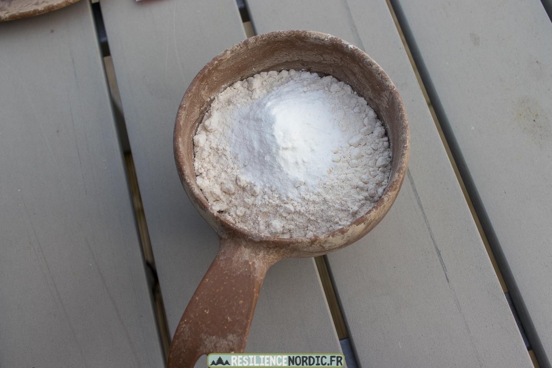 Pancake levure resilience nordic