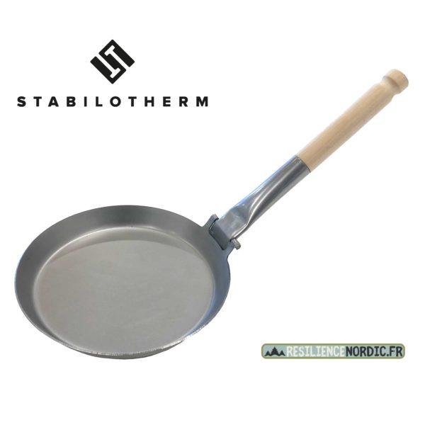 Stabilotherm - Jägarstekpanna Original - Poêle à frire