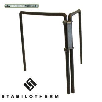 Stabilotherm - Support à trois pieds pour poêles