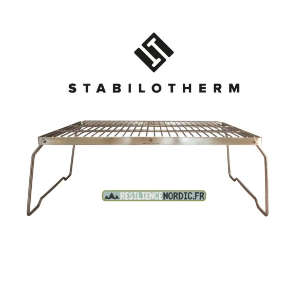 Stabilotherm - BBQ Grid - Grille pliable - Large