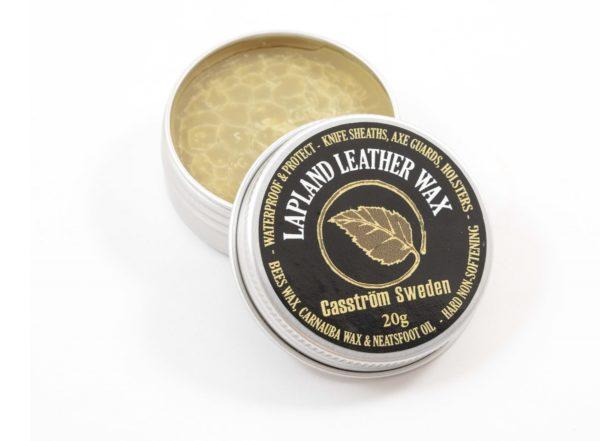 Casstrom Lapland Leather Wax - Neutre 20g