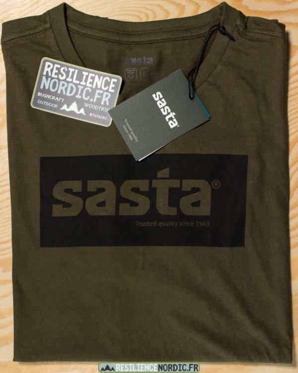 SASTA - T-shirt Sasta - Résilience Nordic