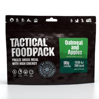 Tactical FoodPack - Flocons d'avoine aux pommes - 90g