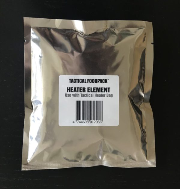 Tactical FoodPack - Tactical Heater Element - Pad chauffant