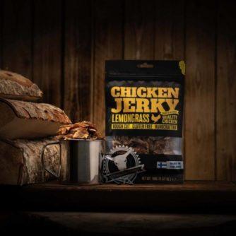 Kuivalihakundi - Chicken Jerky - Poulet séché